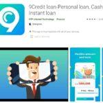 www.9Creditloan.com 9Credit Loan website - Login and Register