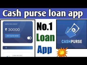 APK Download: Cash Purse loan app - Phone Number - Login and Register