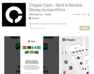 www.Chippercash.com Chipper Cash Login and Register (Reviews)