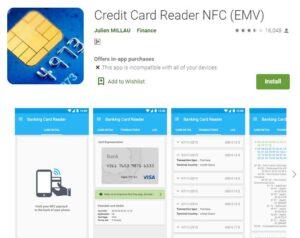 Website: Credit Card Reader NFC (EMV) - Login and Register (Reviews)