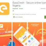 Customer Care: EasyCredit Loan - Login and Register (Website)