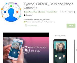 www.Eyecon.com Eyecon Website - Login and Register (Reviews)
