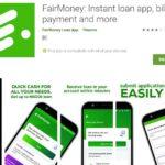 Customer Care: FairMoney Loan - Login and Register (Website)