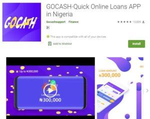 Customer Care: GOCASH Loan App - Phone Number - Login and Register