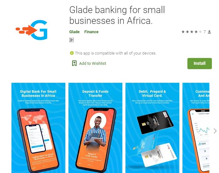 www.glade.ng - Glade Business Website - Login and Register (Reviews)
