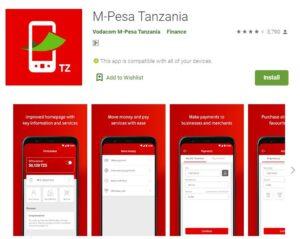 www.M-Pesa.com - M-Pesa Tanzania Website - Login and Register