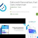 Customer Care: Palmcredit Loan - Login and Register (Website)