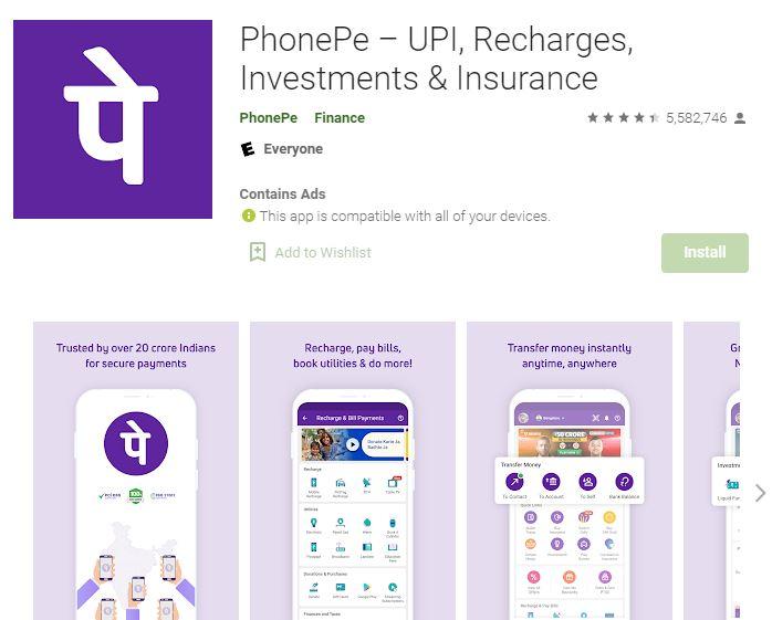 www.PhonePe.com PhonePe Website - Login and Register (Reviews)
