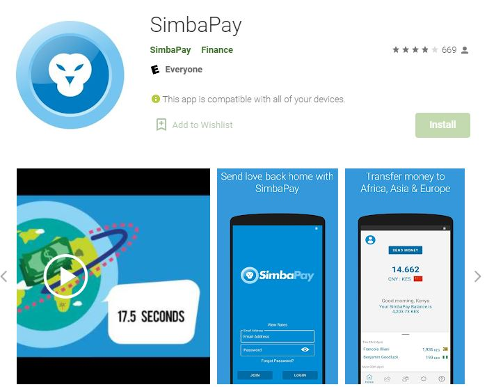 www.SimbaPay.com SimbaPay Website – Login and Register (Reviews)