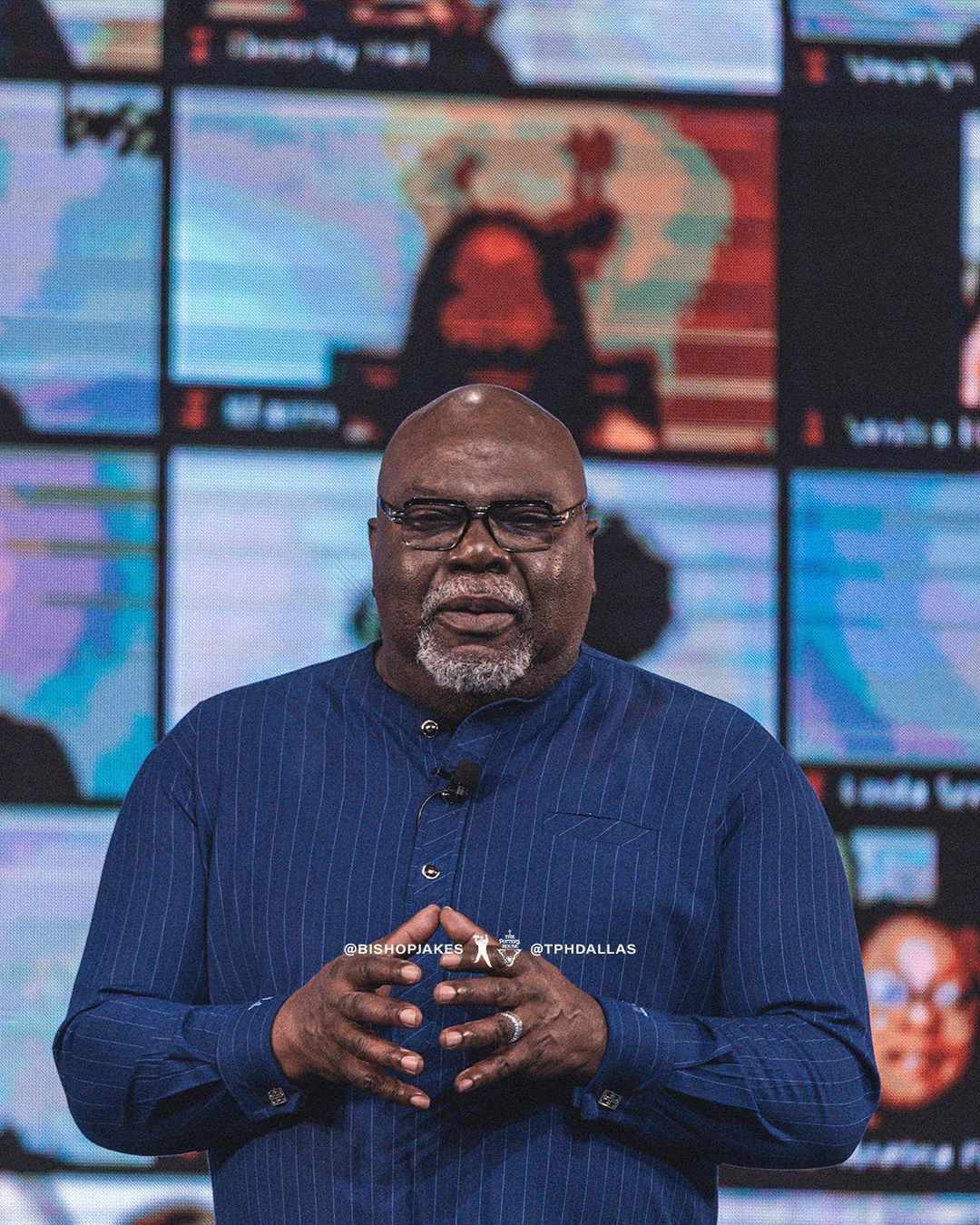 TD Jakes Sermons Notes