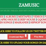 Upload Songs: ZaMusic.Org - Login and Register (Promote Free)