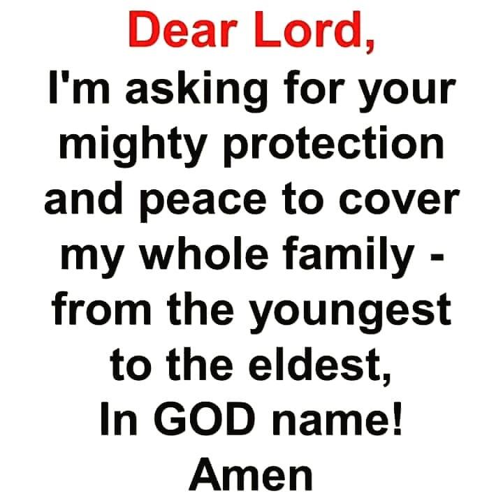 Immediate Prayer Request