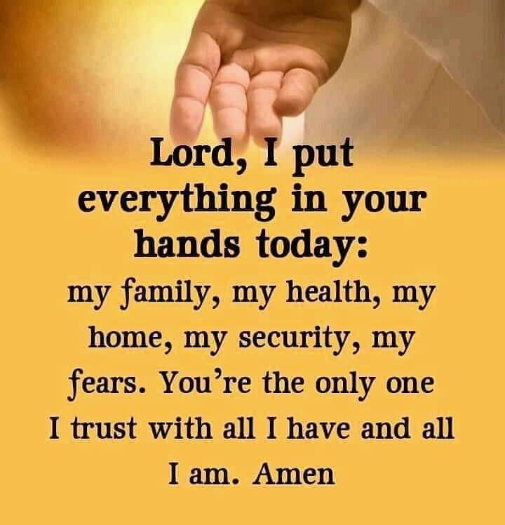 Prophetess Prayer Lines